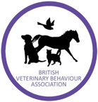 Member of the British Veterinary Behaviour Association